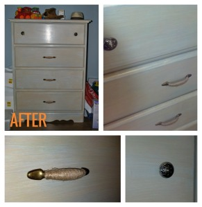 Chest of Drawers After